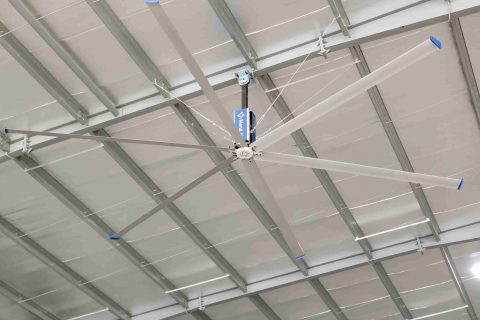 giant hvls fan for factory